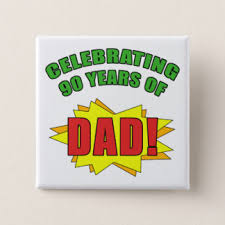 dads 90th birthday gifts on zazzle