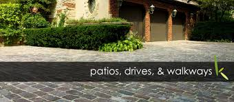 gallery of patios drives walkways by kemora landscapes kemora