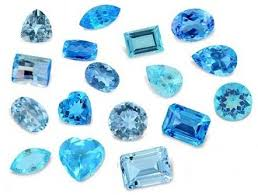 light blue gemstone name different colours of blue gemstones with names and pictures