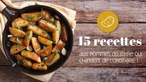cuisiner pommes de terre 15 recettes faciles et originales de pommes de terre croquons la