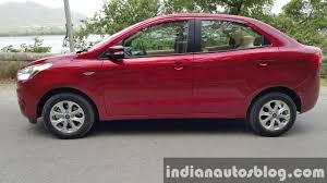 ford figo aspire petrol first drive review