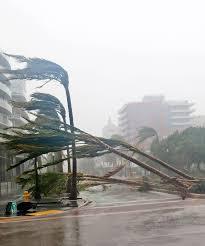 halloween city corpus christi hurricane harvey makes landfall see photos and videos