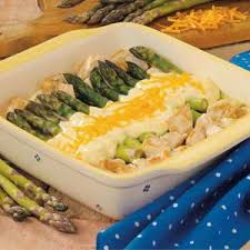 curried chicken with asparagus recipe taste of home