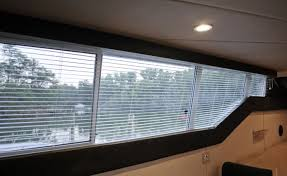 April Blinds Custom Window Blinds For Boats And Yachts