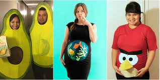 Halloween Costumes Pregnant Women Amazing Crazy Halloween Costume Ideas Pregnant