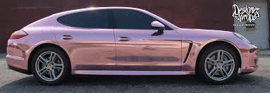 porsche chrome designer wraps custom vehicle wraps fleet wraps color changes