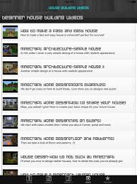 Home Design Ipad App Cheats Free House For Minecraft Pe Pocket Edition On The App Store