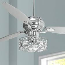 3 Light Ceiling Fan Light Kit by 60