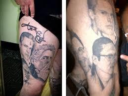 celebrity chef fan tattoos mediaite