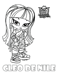 coloring pages free monster coloring pages free monster
