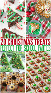 christmas treats 20 christmas treats perfect for parties mamanista