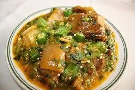 cuisiner le gombo recette facile pour une sauce gombo réussie lepaysan ci