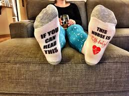 if you can read this sock this is duty rn gift