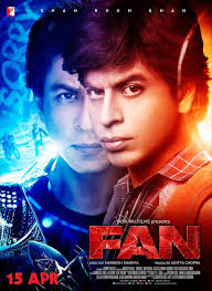 new film box office collection 2016 srk fan movie budget profit hit or flop on box office collection