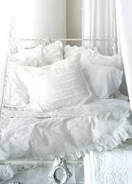 41 best white ruffle duvet cover images on pinterest bedrooms
