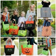 personalized halloween trick or treat bags to buy halloween