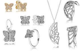 butterfly pandora bracelet images New at pandora daisies and butterflies jpg