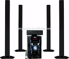 home theater with fm radio electro voice 5 1 ch home theater speaker system fm radio soundbar
