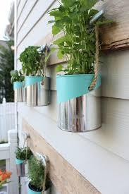 Diy Hanging Planters by 25 Best Hanging Herb Gardens Ideas On Pinterest Kitchen Herbs