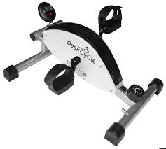 under desk foot exerciser we tried it deskcycle huffpost