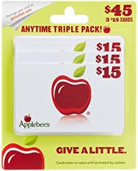 applebee gift card applebee s apple gift cards configuration asin e mail