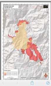 Wildfire Bc Perimeter Map by July 7 2017 U2013 Tree Frog Creative