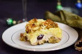 leftover thanksgiving turkey casserole grumpy s honey bunch