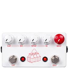 jhs delay jhs pedals pink panther delay echo lucky fret co