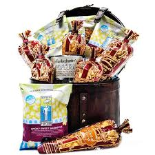 popcorn baskets popcorn free shipping usa only gourmet gift baskets for