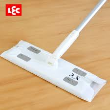 lec flat electrostatic dust mop mop wood floor mop cloth can