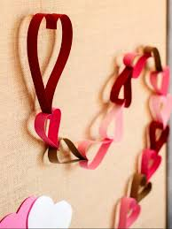 how to make a valentine u0027s day countdown paper chain how tos diy