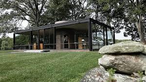modern mid century mid century modern philip johnson glass house tour video hgtv