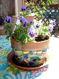 ideas for decorating flower pots gardening forums