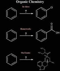 Organic Chemistry Meme - organic chemistry exam organic chemistry chemistry and organic