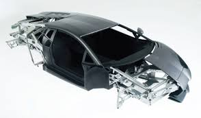 lamborghini murcielago chassis the speed of light how 3d printing helped lamborghini design the