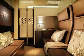 Apartment Inside Etihad Puts Apartment Inside An A380 As Part Of Luxury Travel