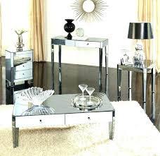 Mirrored Top Coffee Table Mirror Top Coffee Table Akapello