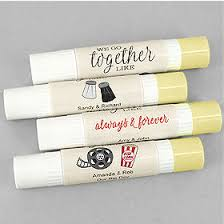 lip balm favors go together like personalized lip balm favors