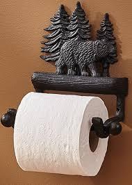 moose r us com cast iron lodge theme bear bathroom accessories