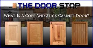 Ordering Cabinet Doors What Is A Cope And Stick Cabinet Door Where To Buy