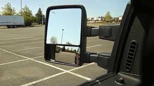 f150 power fold tow mirrors added to 2014 xlt youtube