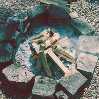 How To Make A Campfire In Your Backyard Build A Campfire Smokey Bear