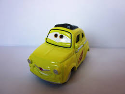 cars characters yellow car show 70 new disney pixar cars characters by mattel part 6