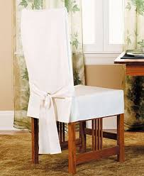 Best Seat Covers Images On Pinterest Dining Chair Covers - Short dining room chair covers