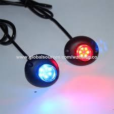 led strobe light kit china 6w led hideaway strobe lights kits emergency vehicle warning