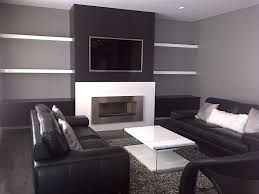 Best Living Room Fireplaces  Layouts Images On Pinterest - Fireplace wall designs