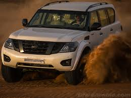 nissan uae 2017 nissan patrol y62 at35 moreeb arctic trucks in uae 6 drive