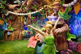 explore tinker bell u0027s magical nook magic kingdom park disney