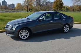 2013 ats cadillac review 2013 cadillac ats chicagoland review by larry nutson