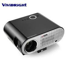 bright home theater aliexpress com buy vivibright gp90 projector 3200 lumens 1280